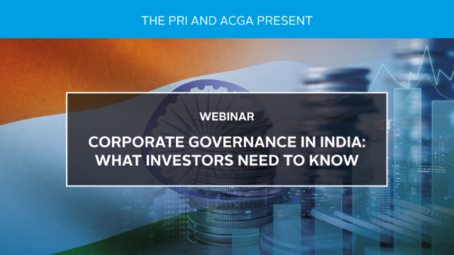 Corporate Governance in India: What Investors Need to Know