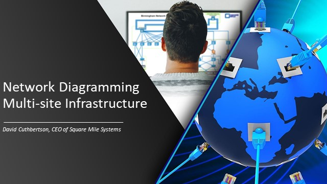 Network Diagramming Multi-Site Infrastructure - 45 minutes