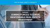 The PRI & UNEP FI: Joining Forces to Drive Responsible Real Estate Investment