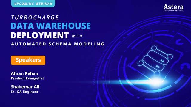 Turbocharge Data Warehouse Deployment with Automated Schema Modeling