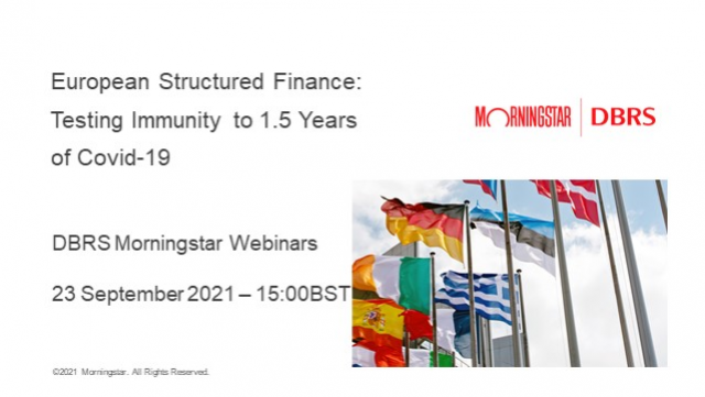 European Structured Finance: Testing Immunity to 1.5 Years of Covid-19