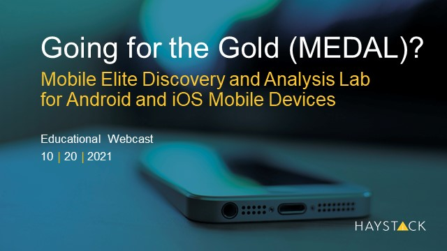 Going for the Gold? Mobile Elite Discovery and Analysis Lab for Mobile Devices
