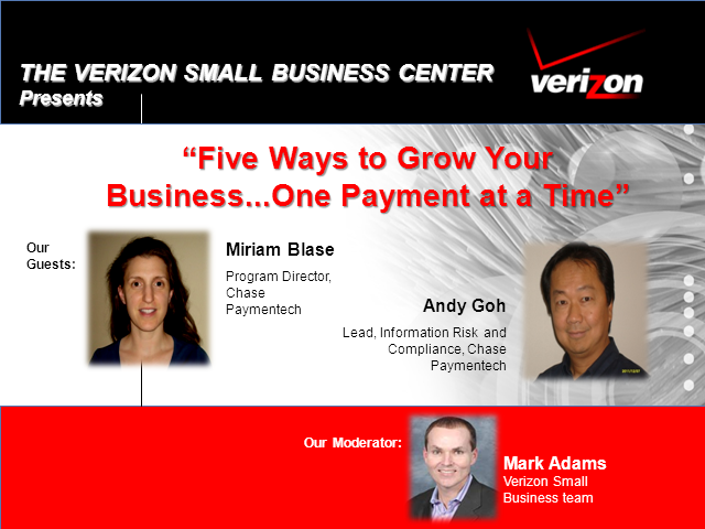 5 ways to grow your business…1 payment at a time