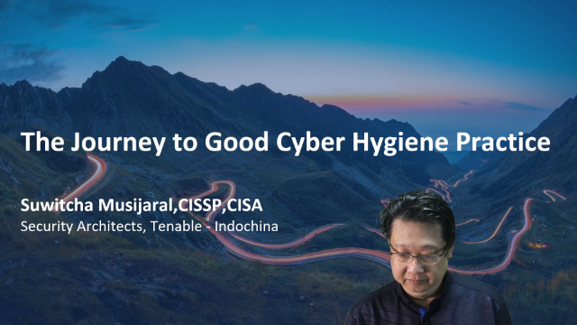 Cyber Hygiene - A focus on Thailand Cyber Security Guidelines and Ransomware