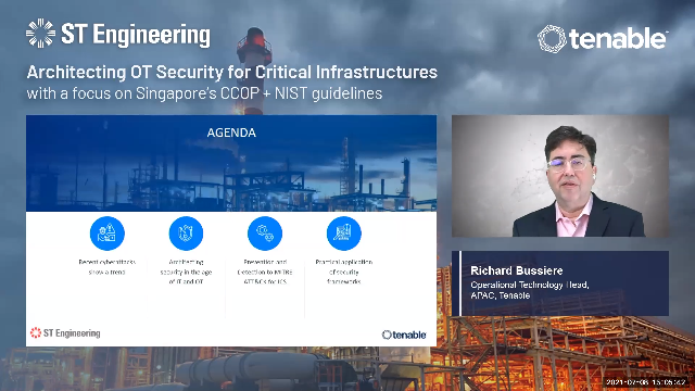 Architecting OT Security for critical infrastructures in Singapore