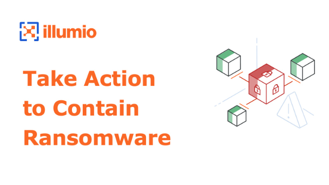 Ransomware Happens. We Stop It From Spreading: Take Action to Contain Ransomware