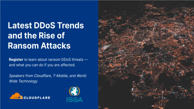 Latest DDoS Trends and the Rise of Ransom-driven Attacks
