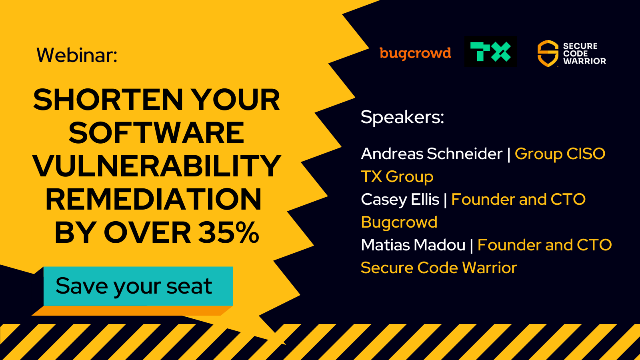 Shorten your software vulnerability remediation by over 35%