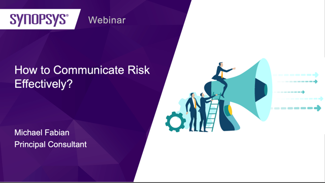 How to Communicate Risk Effectively