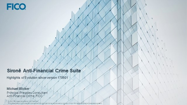 Improve Your Financial Crime Detection with Siron® 19