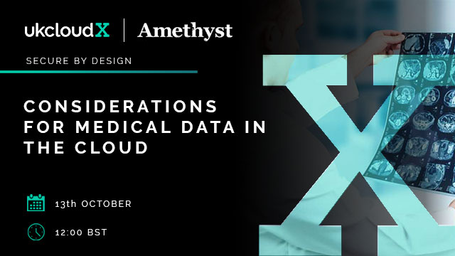 Considerations for Medical Data in the Cloud