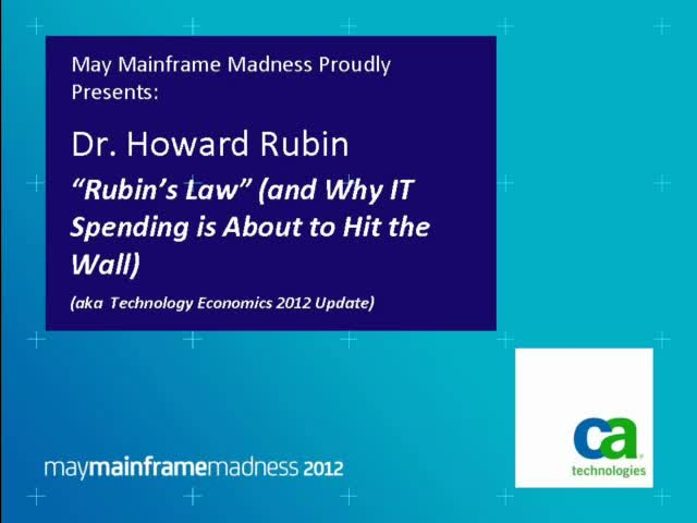 """Rubin's Law"" (and Why IT Spending is About to Hit the Wall)"