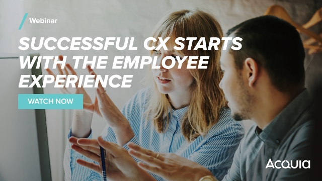 Good Employee Experience = Successful Customer Experience