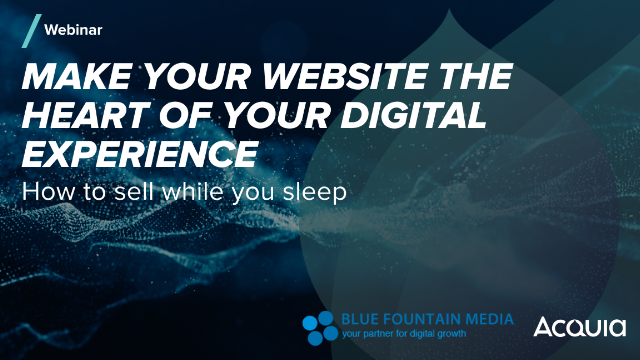 WORK WHILE YOU SLEEP: THE CMO'S GUIDE TO A 24/7/365 LEAD MACHINE