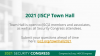 (ISC)2 Town Hall 2021