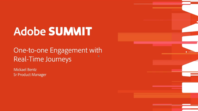 One-to-One Engagement with Journey Orchestration