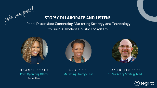 Connecting Marketing Strategy & Technology to Build a Modern Holistic Ecosystem