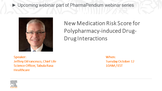 New Medication Risk Score for Polypharmacy-induced Drug-Drug Interactions