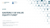 Easterly US Value Equity Fund Q3 2021 Webcast