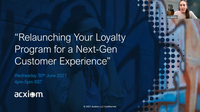 Relaunching Your Loyalty Programme for a Next-Gen Customer Experience