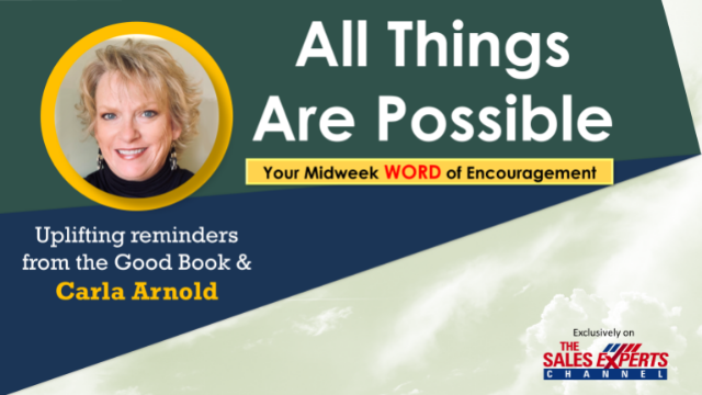 All Things Are Possible - Episode 38
