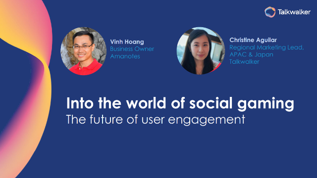 Into the world of social gaming: The future of user engagement