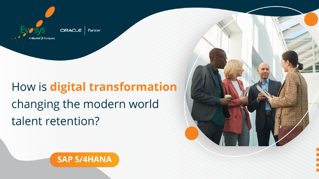 Ep-3 | How is digital transformation changing the modern world talent retention?