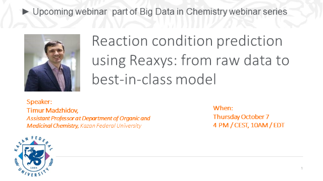Reaction condition prediction using Reaxys: from raw data to best-in-class model