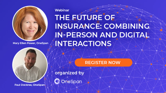 The Future of Insurance: Combining In-Person and Digital Interactions
