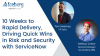 10 Weeks to Rapid Delivery Driving Quick Wins in Risk & Security with ServiceNow