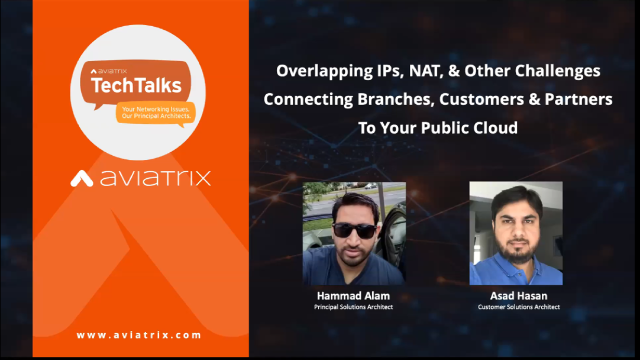 How to Solve Overlapping IPs, NAT Challenges at Scale in the Cloud