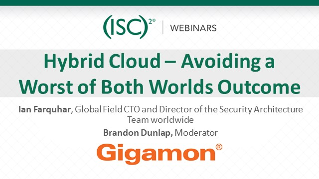 Hybrid Cloud – Avoiding a Worst of Both Worlds Outcome