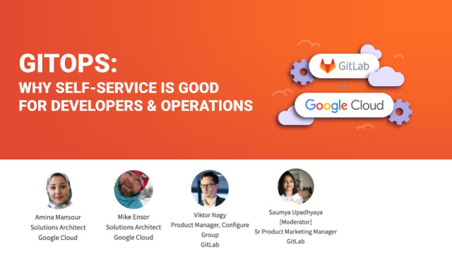 GitOps: Why self-service is good for Developers and Operations