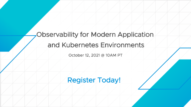 Observability for Modern Application and Kubernetes Environments