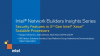 Security Features in 3rd Gen Intel® Xeon® Scalable Processors