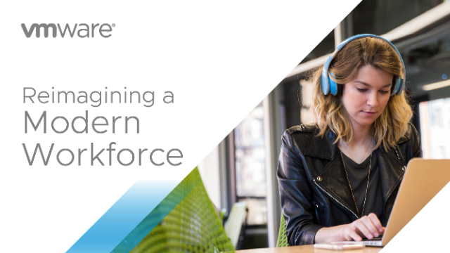 Reimagining Today's Modern Workforce The Anywhere Workspace Principle