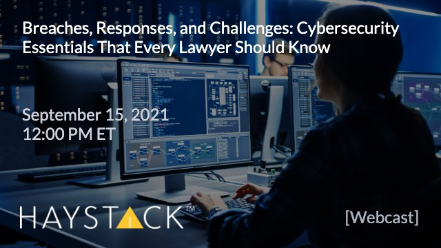 From Breach to Response: Cybersecurity Essentials That Every Lawyer Should Know