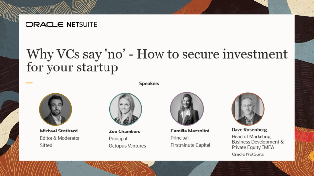 Why VCs say 'no' - How to secure investment for your startup
