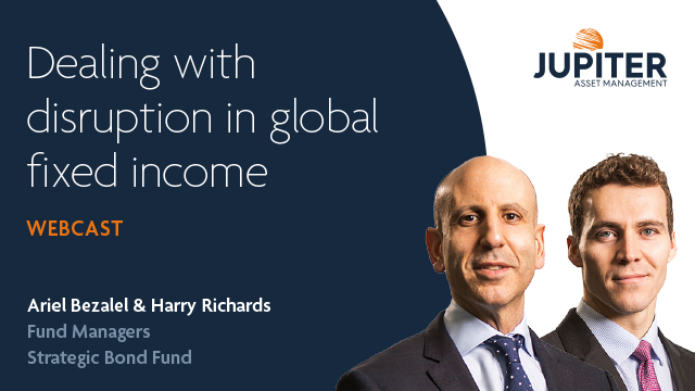 Dealing with disruption – Global Fixed Income review