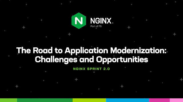 The Road to Application Modernization: Challenges and Opportunities
