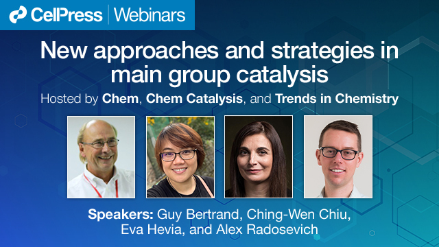 New approaches and strategies in main group catalysis