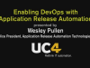 Enabling DevOps with Application Release Automation