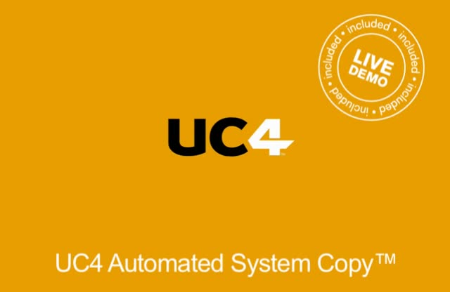 SAP System Copy: Reduce Time, Effort, and Costs By Up to 90%