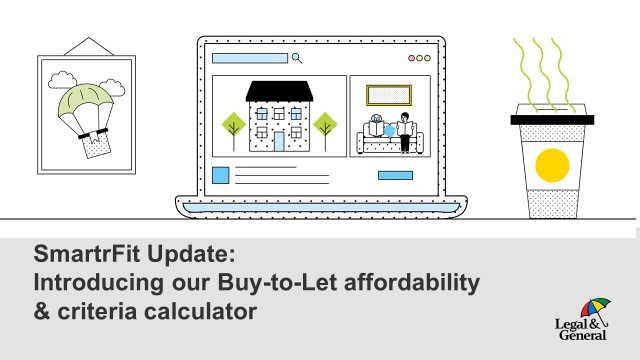 SmartrFit Update: Introducing our Buy-to-Let affordability & criteria calculator