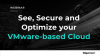 See, Secure and Optimize your VMware-based Cloud