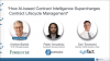 How AI-Based Contract Intelligence Supercharges Contract Lifecycle Management