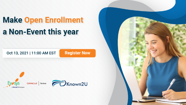 Make Open Enrollment a Non-Event this year