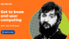 Watch Joe Wilkinson learn about all things End User Computing