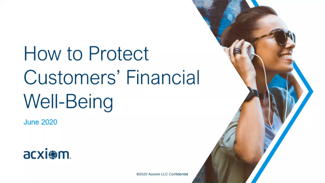 Financial Well-being: How to Protect Customer's Financial Well-being