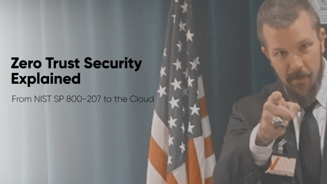Zero Trust Security Explained by Dr. Chase Cunningham